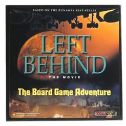 Left Behind: The Movie, The Board Game Adventure