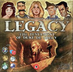 Legacy: The Testament of Duke de Crecy