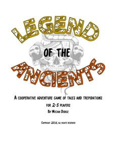 Legend of the Ancients