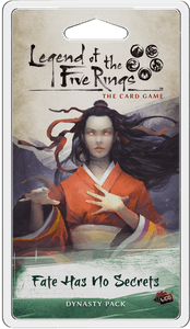 Legend of the Five Rings: The Card Game – Fate Has No Secrets