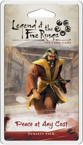 Legend of the Five Rings: The Card Game – Peace at Any Cost
