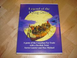 Legend of the Flying Canoe