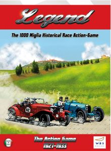 Legend: The 1000 Miglia Action Game