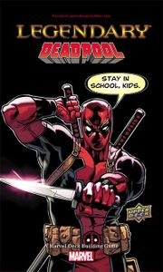 Legendary: A Marvel Deck Building Game – Deadpool