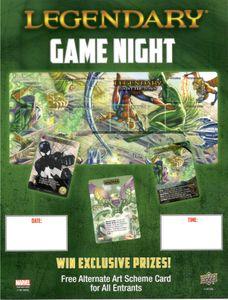 Legendary: A Marvel Deck Building Game  – Organized Play Kit #3