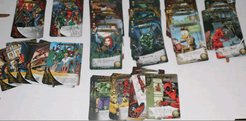 Legendary: A Marvel Deck Building Game – Playable Marvel 3D Trading Cards