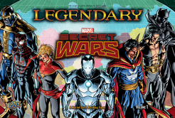 Legendary: A Marvel Deck Building Game – Secret Wars, Volume 1
