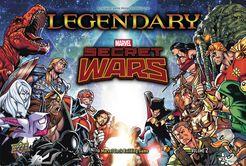 Legendary: A Marvel Deck Building Game – Secret Wars, Volume 2