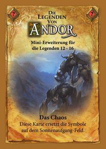 Legenden von Andor: Das Chaos