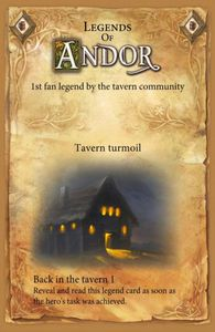 Legends of Andor: Tavern Turmoil
