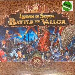 Legends of Signum: Battle for Vallor