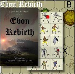 Legends of the Ancient World: Ebon Rebirth
