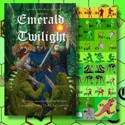 Legends of the Ancient World: Emerald Twilight