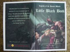 Legends of the Ancient World: Little Black Book