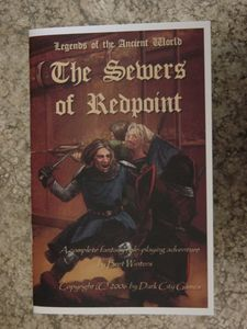 Legends of the Ancient World: The Sewers of Redpoint