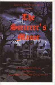 Legends of the Ancient World: The Sorcerer's Manor