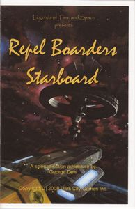 Legends of Time and Space: Repel Boarders Starboard