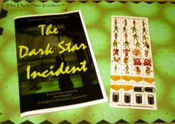 Legends of Time and Space: The Dark Star Incident