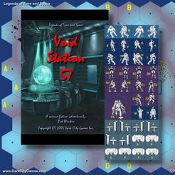 Legends of Time and Space: Void Station 57