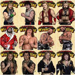 Legends of Wrestling: Expansion Pack I