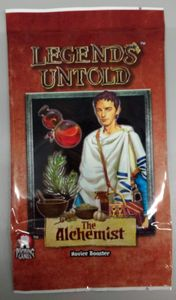 Legends Untold: The Alchemist Novice Booster