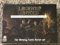 Legends Untold: Weeping Caves Novice Set – Kickstarter Edition