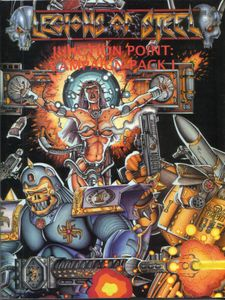 Legions of Steel Junction Point: Campaign Pack 1