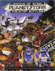 Legions of Steel: Planetstorm