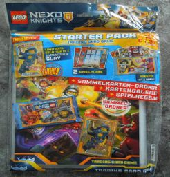 Lego Nexo Knights Trading Card Game
