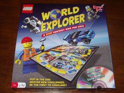LEGO World Explorer DVD Game