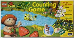 LEGO/Duplo Little Forest Friends Counting Game
