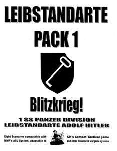 Leibstandarte Pack 1: Blitzkrieg