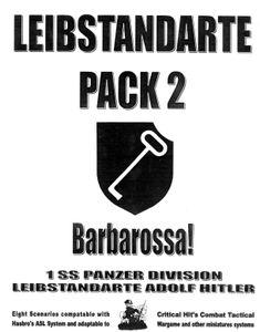 Leibstandarte Pack 2: Barbarossa!
