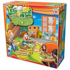 Lemonade Stand Board Game