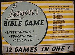 Lemon's Bible Game