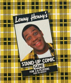 Lenny Henry's Stand-Up Comic Game