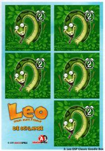 Leo: The Snake
