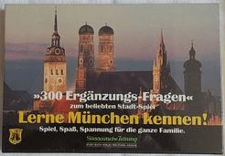 Lerne München kennen: 300 neue Fragen