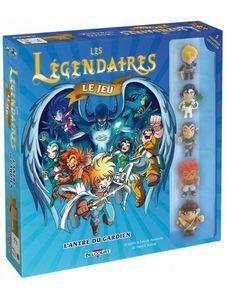 Les Légendaires: Le jeu – L'antre du gardien
