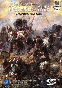 Les Quatre-Bras & Waterloo 1815: The Empire's Final Blows