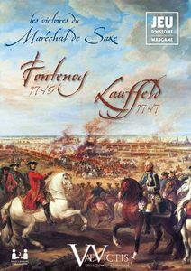Les victoires du Maréchal de Saxe: Fontenoy 1745 – Lauffeld 1747