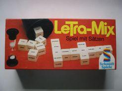 Letra-Mix: Spiel mit Sätzen