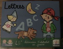 Lettres ABCZ
