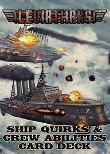 Leviathans: Ship Quirks & Crew Abilities Card Deck