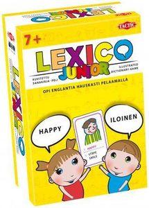 Lexico Junior Suomi: Englanti