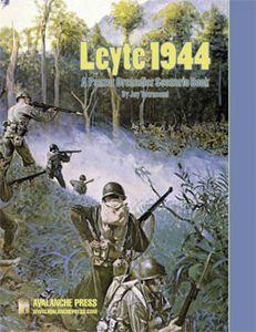 Leyte 1944: A Panzer Grenadier Scenario Book
