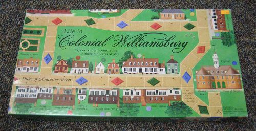 Life in Colonial Williamsburg