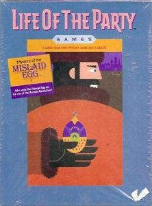 Life of the Party: Mystery of the Mislaid Egg