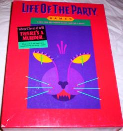 Life of the Party: Where There's a Will, There's a Murder