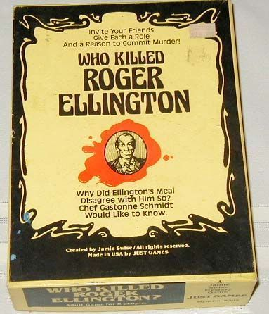 Life of the Party: Who Killed Roger Ellington?